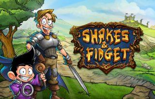 Shakes und Fidget Browsergame