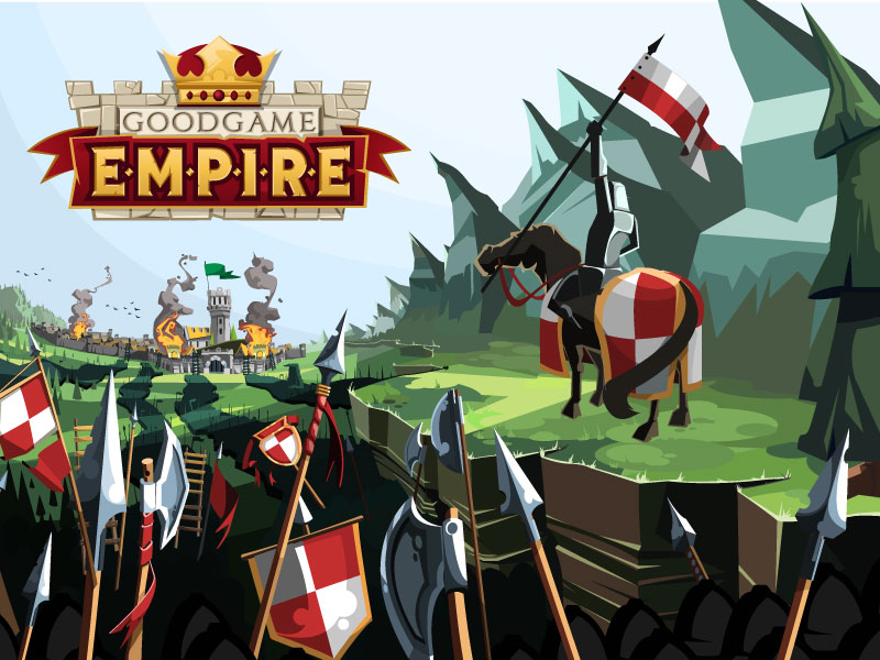 Goodgame Empire Browsergame Strategie