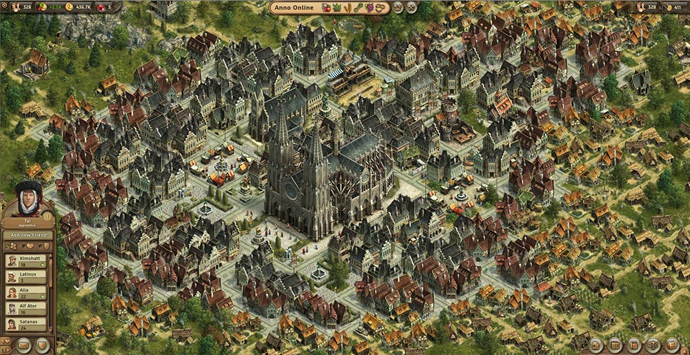 Anno Online Browsergame Review