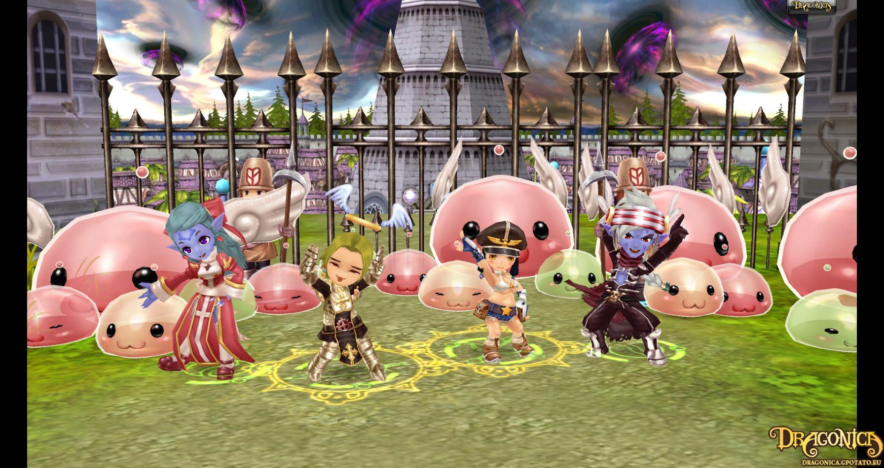 Dragonica Browsergame Fantasy