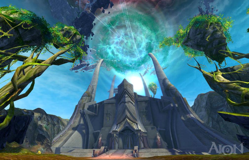 Aion - kostenloses Browsergame - Review Megagames.de