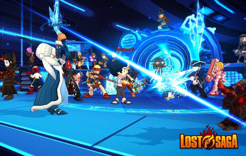 Lost Saga - kostenloses Browsergame - Review Megagames.de
